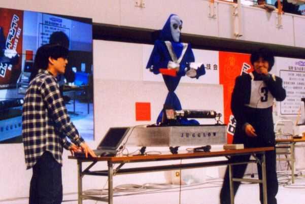 Street Artist Robot